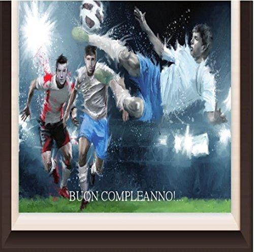 MARPIMAR EDIZIONI SRL, Joyeux Anniversaire Cartes DE Football