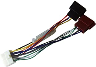 Clarion Wiring Harness Car Stereo 16 pin Wire Connector