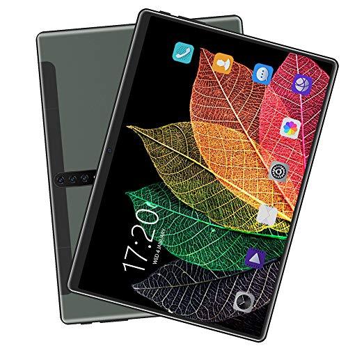 Tablet PC de 10.1 Pulgadas Octa-Core, 6GB RAM, 128GB de Capacidad de expansión, Tarjeta SIM Dual Android 8.1, cámara Dual Bluetooth WiFi GPS, 8800mAh, Tableta Tipo C