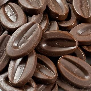 Valrhona Dark Chocolate Pistoles - 64%, Manjari - 1 container - 17.6 oz