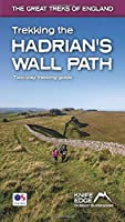 Trekking the Hadrian's Wall Path: Two-way Trekking Guide: Real OS 1:25k Maps Inside (The Great Treks of England)