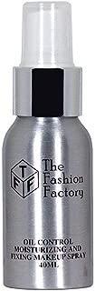 Lavi Cosmetics Oil Control Moisturizing And Fixing Makeup Spray, Transparent, 40g