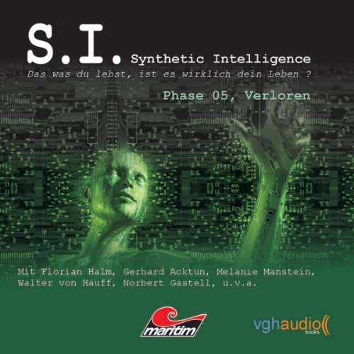 Verloren (S. I. Synthetic Intelligence, Phase 05) audiobook cover art