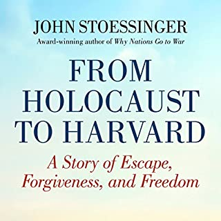 From Holocaust to Harvard cover art