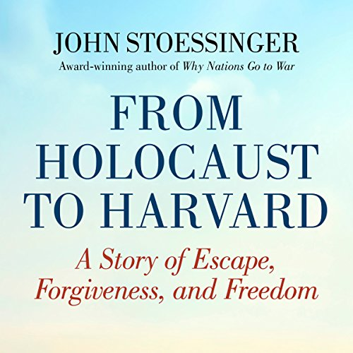 From Holocaust to Harvard audiobook cover art