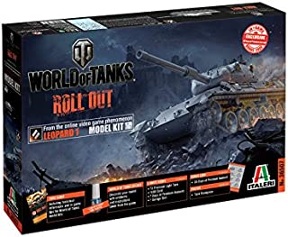 Italeri World of Tanks Leopard 1