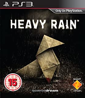 Heavy Rain (PS3) (B002BWONF8) | Amazon price tracker / tracking, Amazon price history charts, Amazon price watches, Amazon price drop alerts