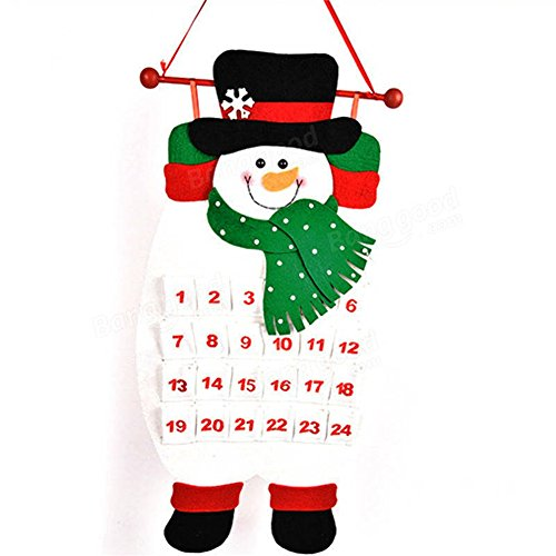 LD Weihnachten Deko Adventskalender Weihnachtskalender zum selberbefüllen selberfüllen - unbefüllt