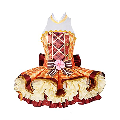 Oppinty Love Live Anime cosplay Bouquet Awakening Kousaka Honoka disfraces vestido de uniforme de mujer