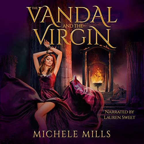 The Vandal and the Virgin: An Alien Fantasy Romance Titelbild