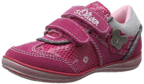 s.Oliver Mädchen Casual Slipper, Pink (Fuxia 532), 30 EU