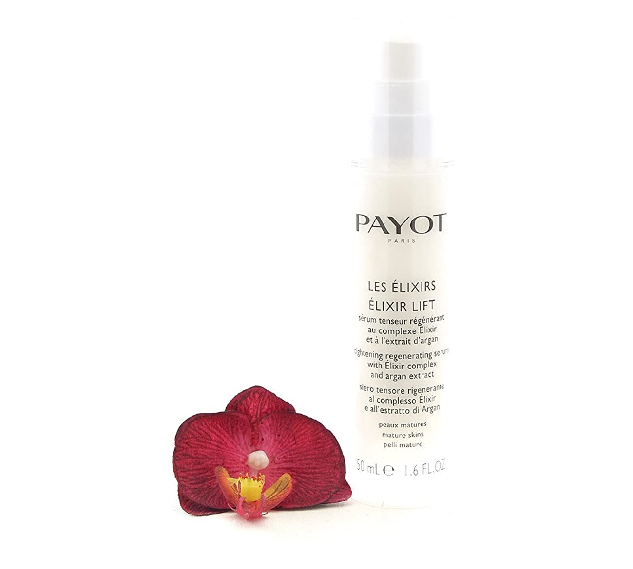 パトロールシロクマ間欠PAYOT ELIXIR LIFT Tightening Regenerating Serum 50 ml / 1.6 Fl.oz. - SALON SIZE