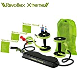 Revoflex Home Total-Body Fitness Gym Xtreme ABS Trainer Resistance Exercise by