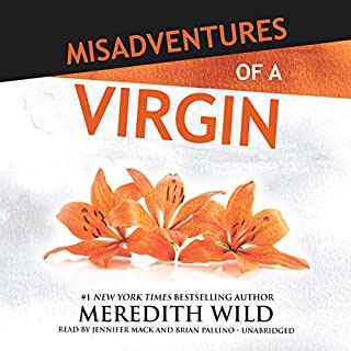 Misadventures of a Virgin cover art
