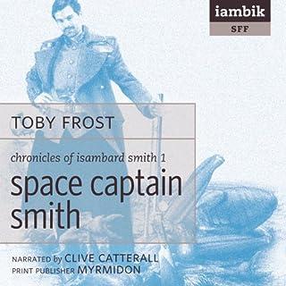 Space Captain Smith cover art
