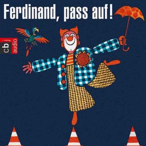 Ferdinand, pass auf! (Clown Ferdinand) Titelbild