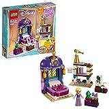 LEGO Disney Princess Cameretta nel Castello di Rapunzel Costruzioni Piccole Gioco Bambino, Multicolore, Taglia Unica, 5702016111705
