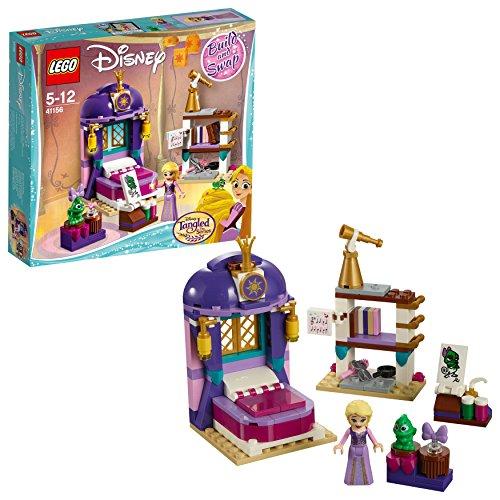 LEGO 41156 Disney Princess Rapunzels Schlafgemach, bunt, 20,5 x 4,6 x 19,1 cm