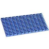 TQ55 * 6 * 120 | Pasta de Disipador de Calor Azul, Adhesivo Termoconductor para Enrutadores, Radiadores CPUs IC, Módulos de Fuentes de Alimentación de Amplificadores de PCB