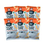 LesserEvil Grain Free Paleo Puffs, 'No Cheese' Cheesiness, 5 Ounce, 6 Count (Packaging may vary)