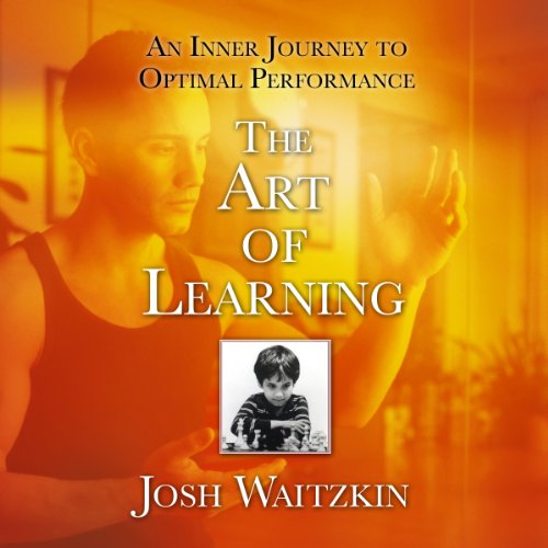 The Art of Learning audiobook cover art