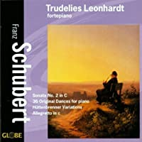 Franz Schubert: Piano Works Volume 2 by Trudelies Leonhardt (2006-05-09)