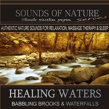 Healing Waters: Babbling Brooks & Waterfalls