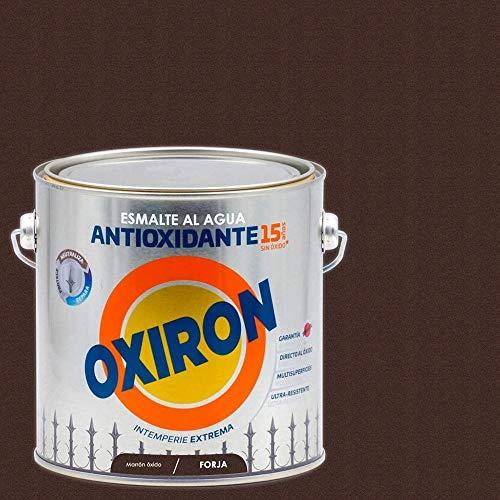 Titanlux - Oxiron forja al agua, Marrón, 2,5L (ref. 01F021425)