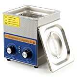 CO-Z 2L 60W Limpiador Ultrasónico Profesional con Calentador y...