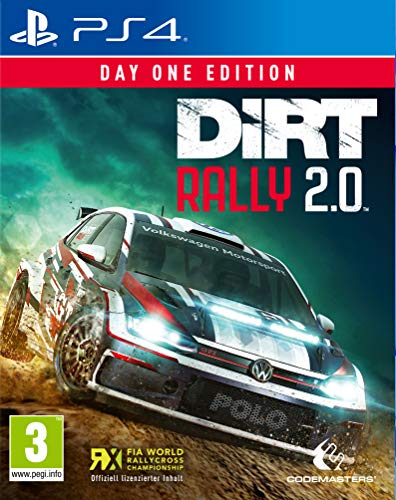 Dirt Rally 2.0 Day One Edition [Playstation 4] - AT-PEGI