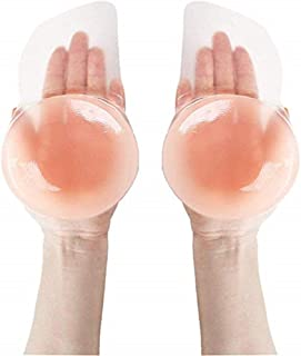 Nipplecovers, Silicone Sticky Bra Reusable Breast Lift...