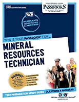 Mineral Resources Technician (Career Examination)