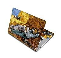 """ラップトップ用油絵スタイルポータブルビニールステッカー11""""12"""" 14""""15"""" 17""""for HP/for xiaom pro 13.3 / for asus/for Mac air用ノートステッカー-laptop skin 2-15 inch(38x27cm)"""