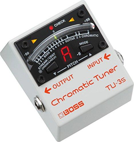 BOSSTU-3SChromaticTunerコンパクトチューナー
