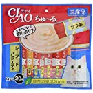 チャオ (CIAO) 猫用おやつ ちゅ~る シーフードバラエティ 14g×20本入