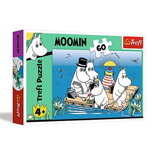Trefl 17352 Puzzle Moomin
