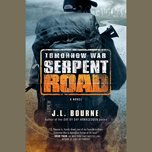 Tomorrow War: Serpent Road cover art