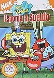 Bob Esponja en Esponja a Sueldo en DVD