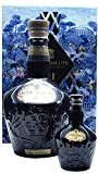 Royal Salute - Gift Pack with Miniature - Sapphire - 21 year old Whisky