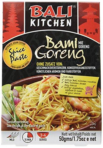 Bali Kitchen Bami Goreng, 15er Pack (15 x 50 g Packung)