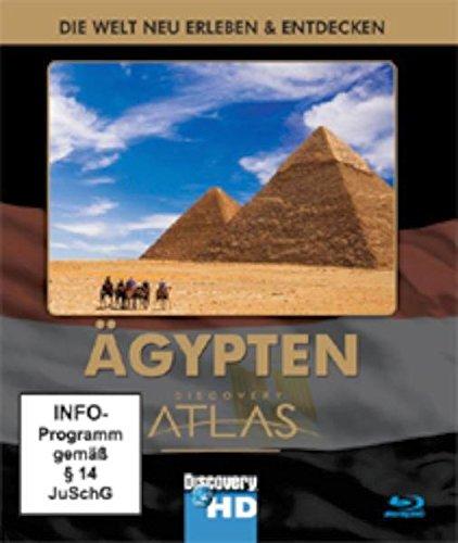 Discovery HD Atlas: Ägypten [Blu-ray]