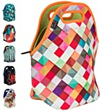 Art of Lunch Insulated Neoprene Lunch Bag for Women, Men and Kids - Reusable...