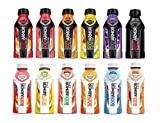 BODYARMOR Sports Drink Beverage Low-Calorie and Regular 12 Flavor Variety, Natural Flavors With Vitamins,Potassium-Packed Electrolytes, No Preservatives, Perfect For Athletes,16 Fl Oz (Pack of 36)