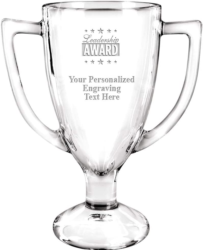 Personalized low-pricing Glass Trophy 7