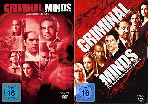 Staffeln 3+4 (12 DVDs)