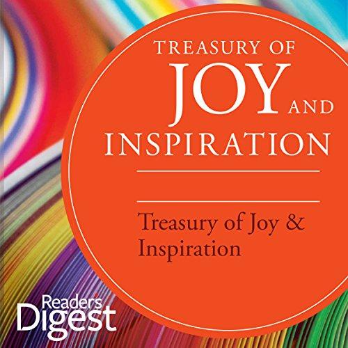 Treasury of Joy & Inspiration audiobook cover art