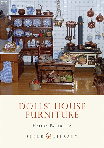 Dolls' House Furniture (Shire Library)
