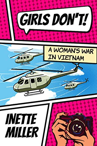 Image of Girls Don't: A Woman's War in Vietnam (Peace and Conflict Series)