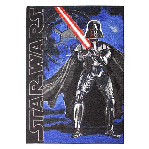 Associated Weavers Star Wars V. SPIELTEPPICH 95X133, Nylon, Black, 95x10x9 cm
