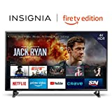 Insignia 50-inch 4K Ultra HD Smart LED TV with HDR - Fire TV